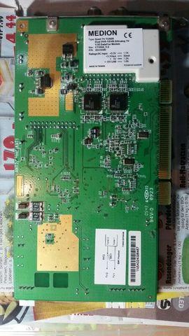 Soundkarten, Lautsprecher - Verschiedene TV PC Multimedia Karten