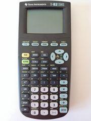 Taschenrechner TI 82-STATS Texas instruments