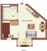 Seniorenresidenz 1-Zimmer-Apartment Ludwigshafen