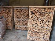 Kaminholz zu verkaufen