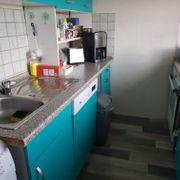 Küche inkl Elektrogeräte außer Kühlschrank