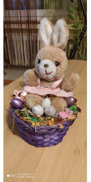 Ostern Tisch deco 15