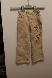 Mädchen Hose Größe 6 116