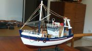Fischkutter -- Kutter -- Fisherboot