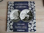 Biete 56 Statehood Quarter Doller
