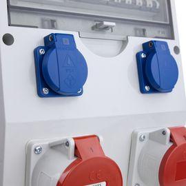 Stromverteiler LSS 1x32A 1x16A 2x230: Kleinanzeigen aus Kitzingen - Rubrik Elektro, Heizungen, Wasserinstallationen