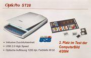 Scanner Plustek OpticPro ST28