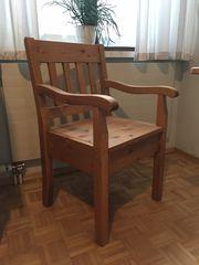 Armlehn-Sessel