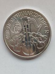Wiener Philharmoniker - Silber 1 Unze