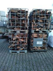 Brennholz Buche oder Eiche