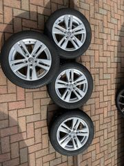 Verkaufe 4 Original Opel Alufelgen