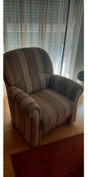 2 Sofas 1 Sessel