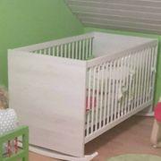 Kinderbett Juniorbett Gitterbett Paidi Mingo