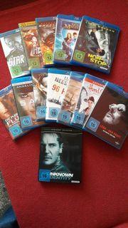 Blu ray - Sammlung