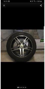 Mercedes AMG Reifen Felgen