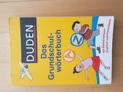Das Grundschulwörterbuch - Duden
