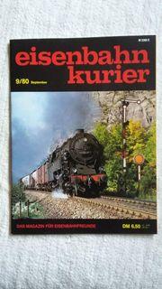 Eisenbahnfreunde - Schätze in Kisten Kursbücher