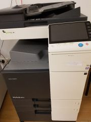 Konica Minolta bizhub 284e - Multifunktionsdrucker