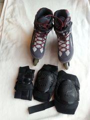 Rollerskates Inliner Gr 41 5