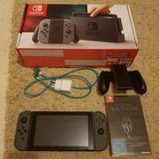 Nintendo Switch Konsole wie neu