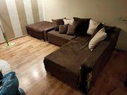 Verschenke Couch mit Gebrauchspuren