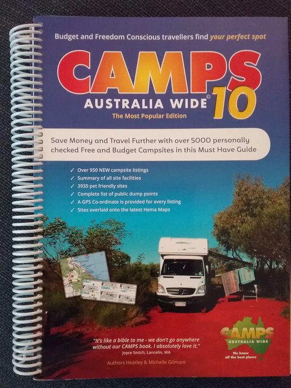 Australien CAMPS 10