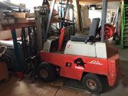 Linde H 15 Gas Stapler