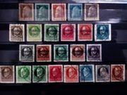 Briefmarken Altdeutschland Bayern