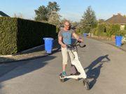E-Scooter Trikke der Hit im