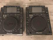 2 Stück Pioneer CDJ 2000