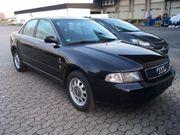 Audi 2 6 L schwarzmetallic