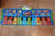 Musikmatte Soundspielzeug