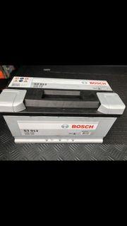 Bosch 90 ah 720 A