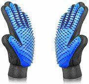 Fellmassage Handschuh für Katzen oder