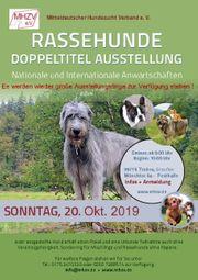 Hundeausstellung 20 10 2019 Greußen