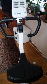 heimtrainer fahrrad zu verschenken
