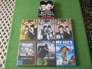 DVD Paket 7 Stück