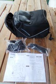 Suzuki schwarz Burgman Tunneltasche - UH125-200L4