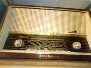 Altes Röhrenradio LOEWE-OPTA - Apollo Stereo