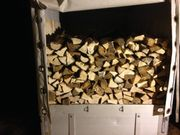 Verkaufe trockenes Ofen fertiges Brennholz