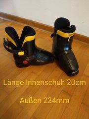Skischuh Kinder 234mm