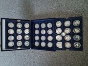 Lesen 925er Weltraumsammlung Münzen