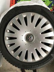 Winterreifen mit Stahlfelgen VW Scirocco