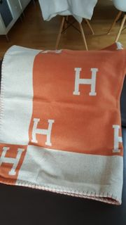 Hermes Decke Avalon Blanket Tagesdecke