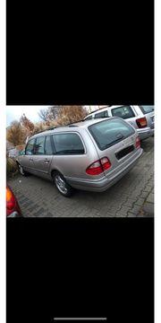 Mercedes-Benz E240 TÜV NEU 10