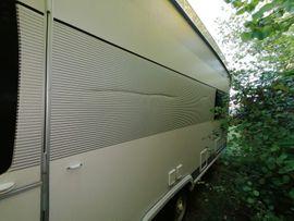 Wohnwagen - Wohnanhänger Hobby 770 CL