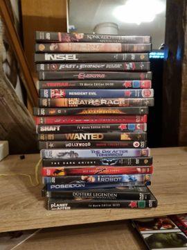 CDs, DVDs, Videos, LPs - DVDs verschiedene