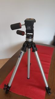 Manfrotto Stativ mit 141RC Manfrotto