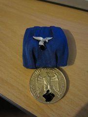 TDA 12 Jahre Einzelspange Luftwaffe