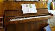 Klavierunterricht für Erwachs Schüler